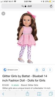 Doll for Halloween