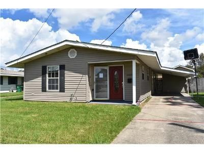 4 Bed 2 Bath Foreclosure Property in Marrero, LA 70072 - Page St