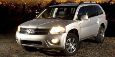 2007 Mitsubishi Endeavor LS (Silver)