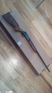 For Sale: New England Firearms 410 Pardner