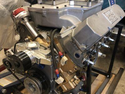 BB 383/407 stroker Mopar