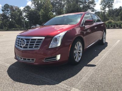 2013 Cadillac XTS Premium Collection (Red)