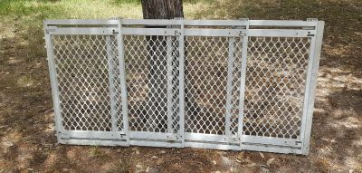 Plastic Baby or Pet (gate panel)