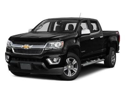 2016 Chevrolet Colorado 2WD LT (Red Rock Metallic)