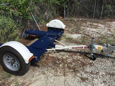 2016 Master Tow Dolly with Surge Brakes used Twice