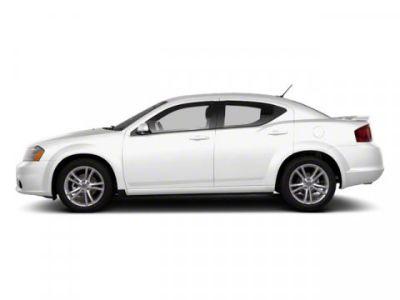 2012 Dodge Avenger SXT Plus (Bright White)