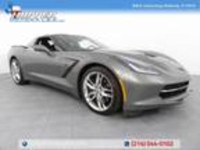 used 2015 Chevrolet Corvette for sale.