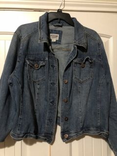 Tommy Hilfiger Jacket and Mossimo Vintage Jean
