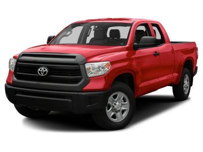 2017 Toyota Tundra SR (Black)