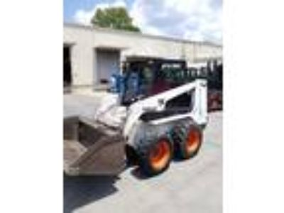1995 Bobcat 753 Earth Moving and Construction