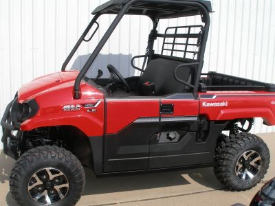 2019 Kawasaki Mule PRO-MX EPS LE Side x Side Utility Vehicles Abilene, TX