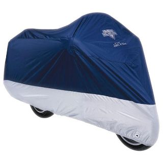 Find Navy/Silver XXL Nelson Rigg Deluxe All Season Cover motorcycle in San Bernardino, California, US, for US $38.99