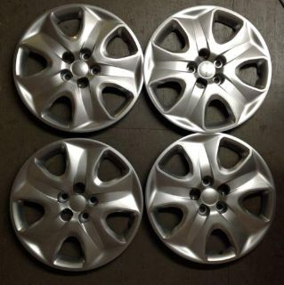 "Buy 17"" Factory OEM Chrysler 200 Hubcaps Silver Hub Cap 5 Lug 4726163AA Set 4 8039 motorcycle in Holt, Michigan, US, for US $35.00"