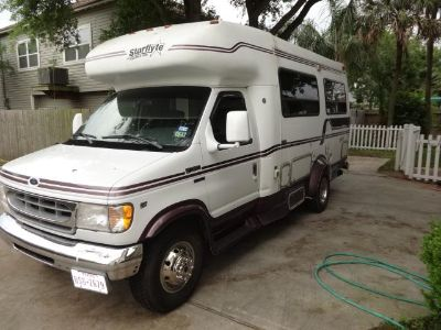 $17,500, 1997 Coachman Starflyte Motorhome w25,000 miles 16,500 trade for motorcycle and cash