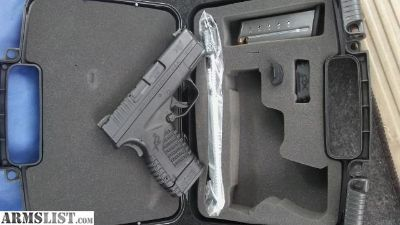 For Sale: Springfield XDS 3.3 40 cal