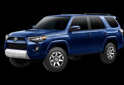 2019 Toyota 4Runner SR5 (Nautical Blue Metallic)