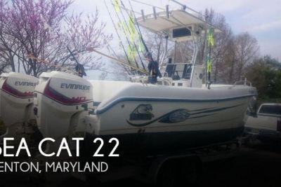 2006 Sea Cat 22 SC