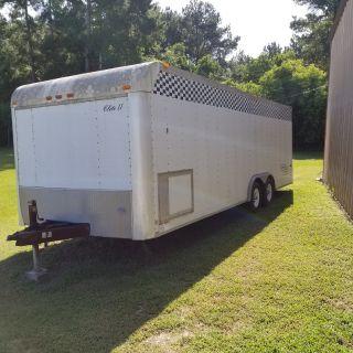 1998 enclosed Haulmark trailer
