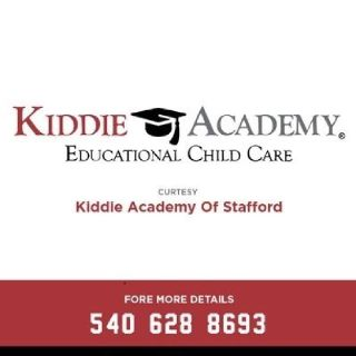 Kiddie Academy | Preschool and Childcare in Stafford, VA