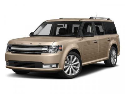 2018 Ford Flex SEL (Blue Metal)