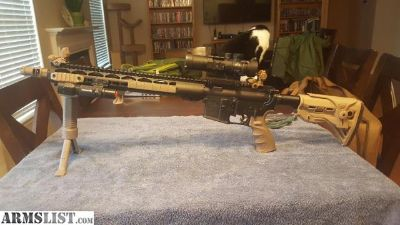 For Sale/Trade: Aero Precision AR15 with upgrades
