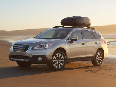 2017 Subaru Outback 3.6R (Twilight Blue Metallic)