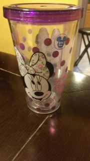 Minnie mouse cup
