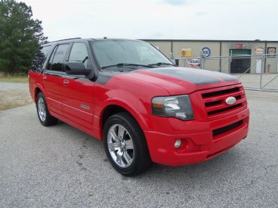 2008 Ford Expedition Limited (Red)