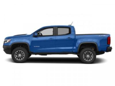 2019 Chevrolet Colorado 4WD Work Truck (Kinetic Blue Metallic)