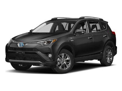 2018 Toyota RAV4 Hybrid XLE Hybrid AWD (Magnetic Gray Metallic)
