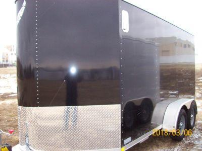 2018 Featherlite Trailers 1610-6714 Cargo Trailers Trailers Roca, NE