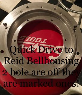 Quick Drive Adapter Ring