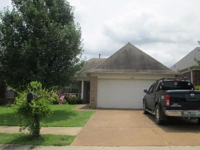 3 Bed 2 Bath Preforeclosure Property in Cordova, TN 38018 - Cross Valley Dr