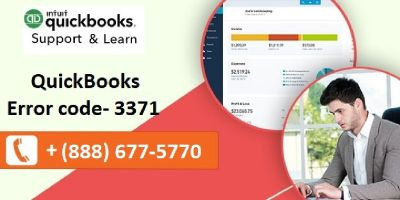 QuickBooks Error code 3371 | Call Now 888-677-5770