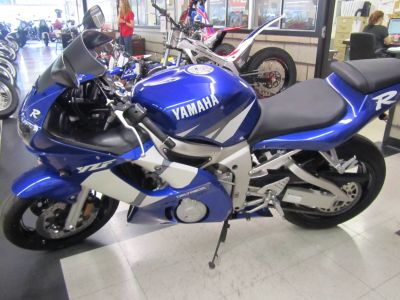 2002 Yamaha YZFR6 SuperSport Motorcycles Colorado Springs, CO