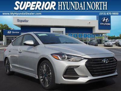 2018 Hyundai Elantra Sport (Symphony Air Silver)