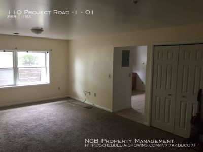 Apartment Rental - 110 Project Road -1