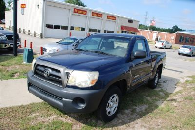 2006 Toyota Tacoma Base (Blue,Dark)