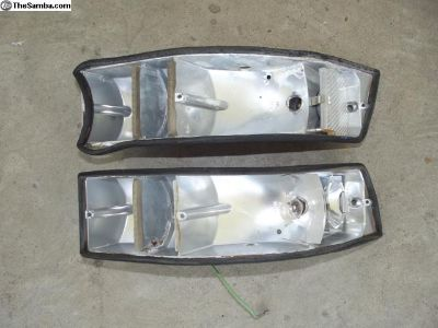 Porsche 911 Left and Right Tail Light Housings