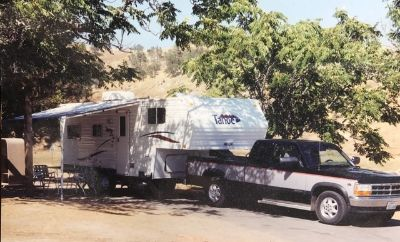 2003 Thor Motor Coach Tahoe 21MB Glidelite
