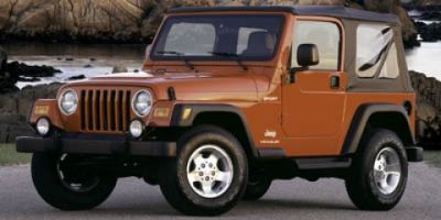 2006 Jeep Wrangler Sport (BLACK CLEARCOAT/BLACK SOFT TOP)