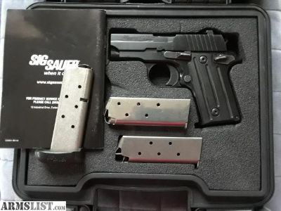For Sale: Sig Sauer P238 Nitron w/ 2 extra mags.