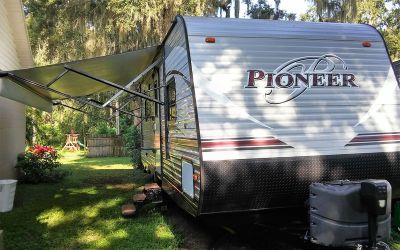 2016 Heartland Pioneer RB220