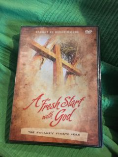 New Christian teaching Dvd- Free with other purchase