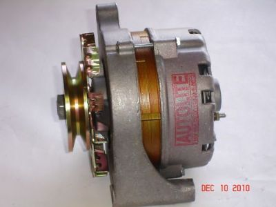 Buy 1969 Boss 302 Mustang 55Amp Alternator C9ZF-10300-E AUTOLITE Shelby Mach1 motorcycle in Van Nuys, California, United States, for US $220.00