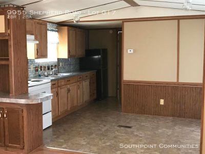Single-family home Rental - 9955 Shepherd Road
