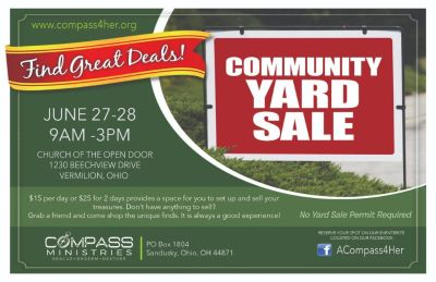 Compass Community Yard Sale