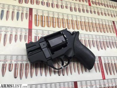 For Sale: Chiappa Rhino 200DS .357 Revolver
