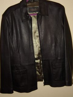 KHOLS LEATHER JACKET