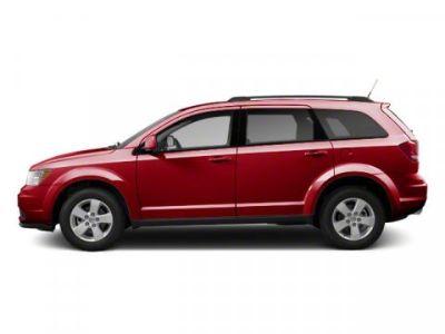 2012 Dodge Journey SE (Brilliant Red Tri-coat Pearl)